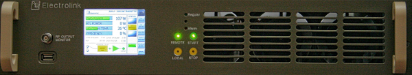 100W DAB Transmitter